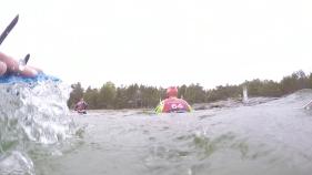 Upp ur vattnet